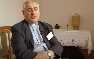 Beszélgetés Bíró László püspök atyával a XX. Családkongresszuson