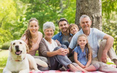 A boldogabb családokért