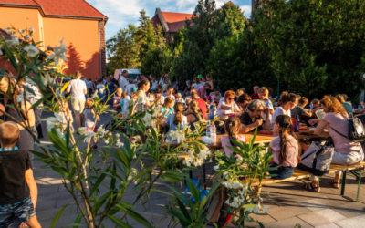 Együtt az úton – Családi napok a Veszprémi Főegyházmegyében